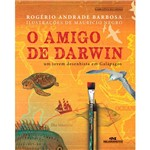 Livro - o Amigo de Darwin: um Jovem Desenhista em Galápagos