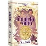 Livro - o Amuleto de Ouro