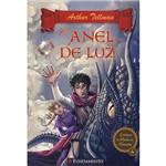 Livro - o Anel de Luz - Coleção Crônicas do Reino da Fantasia - Vol. 4