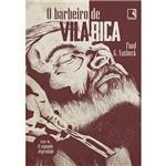 Livro - o Barbeiro de Vila Rica