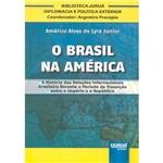Livro - o Brasil na América