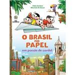 Livro - o Brasil no Papel em Poesia de Cordel