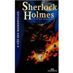 Livro - o Cão dos Baskervilles - Coleção Sherlock Holmes