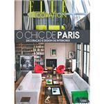 Livro - o Chic de Paris: Decoração e Design de Interiores