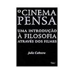 Livro - o Cinema Pensa