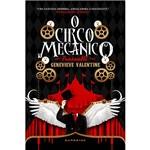 Livro - o Circo Mecânico Tresaulti