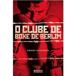 Livro - o Clube de Boxe de Berlim