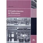 Livro - o Conhecimento da Literatura: Introdução Aos Estudos Literários