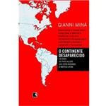 Livro - o Continente Desaparecido