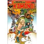 Livro - o Desafio de Kamandi