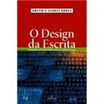 Livro - o Design da Escrita: Redigindo com Criatividade e Beleza
