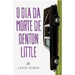 Livro - o Dia da Morte de Denton Little