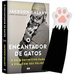 Livro - o Encantador de Gatos