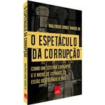 Livro - o Espetáculo da Corrupção