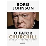 Livro - o Fator Churchill