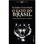 Livro - o Gato do Brasil e Outras Histórias de Terror e Suspense