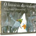Livro - o Homem do Violino