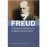 Livro - o Homem Moisés e a Religião Monoteísta