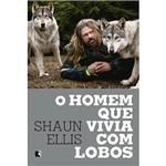 Livro - o Homem que Vivia com Lobos