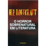 Livro - o Horror Sobrenatural em Literatura