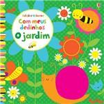 Livro - o Jardim: com Meus Dedinhos