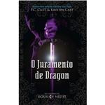 Livro - o Juramento de Dragon