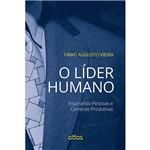 Livro - o Líder Humano: Inspirando Pessoas e Carreiras Produtivas