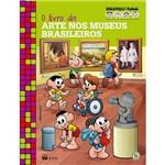 Livro - o Livro da Arte Nos Museus Brasileiros