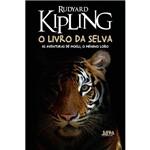 Livro - o Livro da Selva: as Aventuras de Mogli, o Menino Lobo
