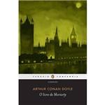 Livro - o Livro de Moriarty