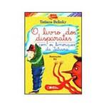 Livro - o Livro dos Disparates - com os Limeriques da Tatiana - Coleção Jabuti