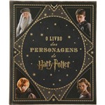 Livro - o Livro dos Personagens de Harry Potter