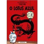 Livro - o Lótus Azul (As Aventuras de Tintim)