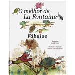 Livro - o Melhor de La Fontaine: Fábulas