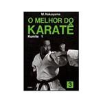 Livro - o Melhor do Karatê: Kumite 1 Vol.3