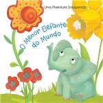 Livro - o Menor Elefante do Mundo