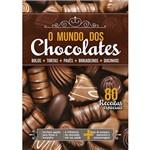 Livro - o Mundo dos Chocolates