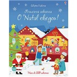Livro - o Natal Chegou! : Primeiros Adesivos