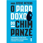 Livro - o Paradoxo do Chimpanzé