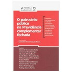 Livro - o Patrocínio Público na Previdência Complementar Fechada