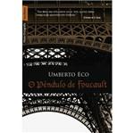 Livro - o Pêndulo de Foucault - Edição de Bolso