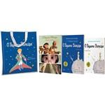 Livro - o Pequeno Príncipe (Kit Bolsa de Leitura)