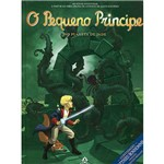 Livro - o Pequeno Príncipe no Planeta de Jade - Coleção o Pequeno Príncipe - Vol. 4