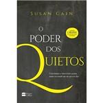 Livro - o Poder dos Quietos - Como os Tímidos e Introvertidos Podem Mudar um Mundo que não para de Falar - 1ª Ed.