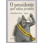 Livro - o Presidente que Sabia Javanês