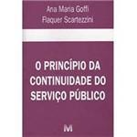 Livro - o Príncipio da Continuidade do Serviço Público