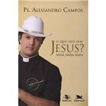Livro - o que Sou Sem Jesus? Nada, Nada, Nada