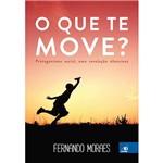 Livro - o que te Move?