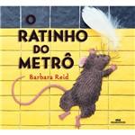 Livro - o Ratinho do Metrô