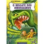 Livro - o Resgate dos Dinossauros Vol. 01